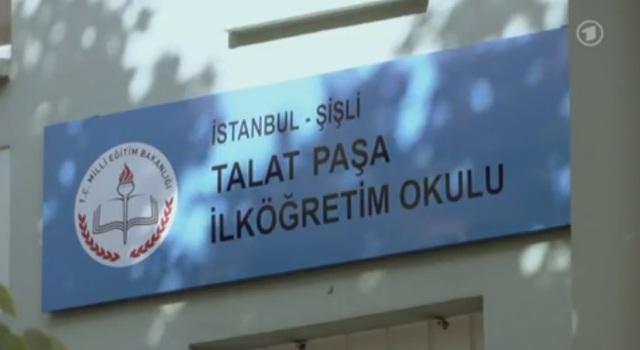 Grundschule, benannt nach türkischen Massenmörder