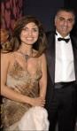 pahlavi with his kadjar wife