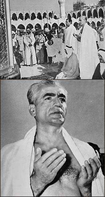Turkoid Schah Mohamed Reza
