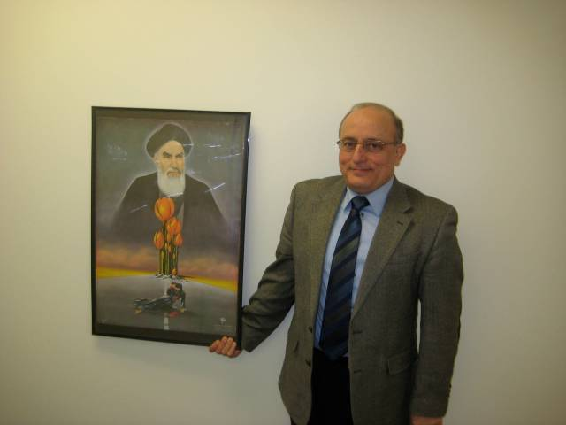 Sazegara Khomeini