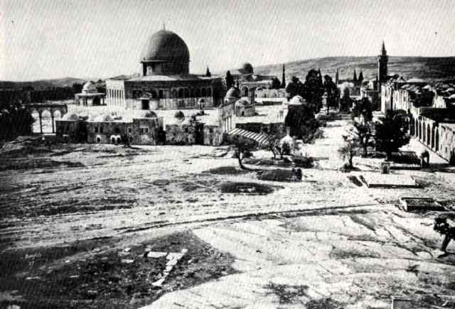 19th-century-Haram-el-Sherif