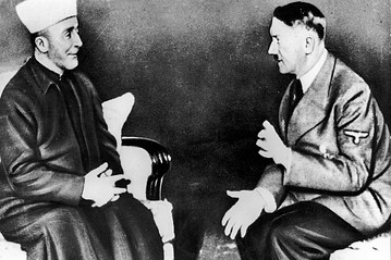 Hadsch Amin al-Husseini and Hitler