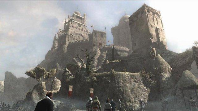 Alamut - Bild aus dem Spiel Assassin's Creed