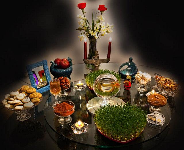 Nowruz by Ali Majdfar