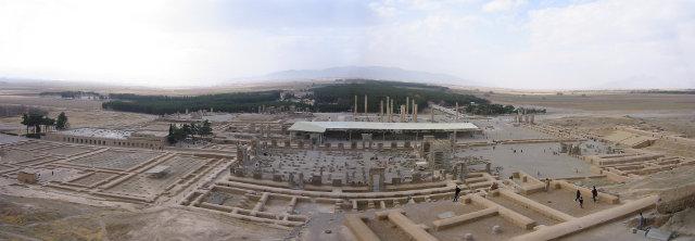 Persepolis by Matthias Kabel
