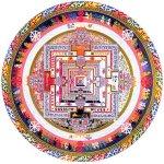 Kalachakra-Mandala