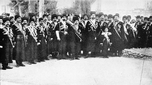 Persische Kosakenbrigade 1915