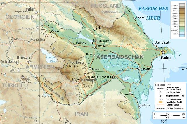 Türkisch besetztes Gebiet Aran