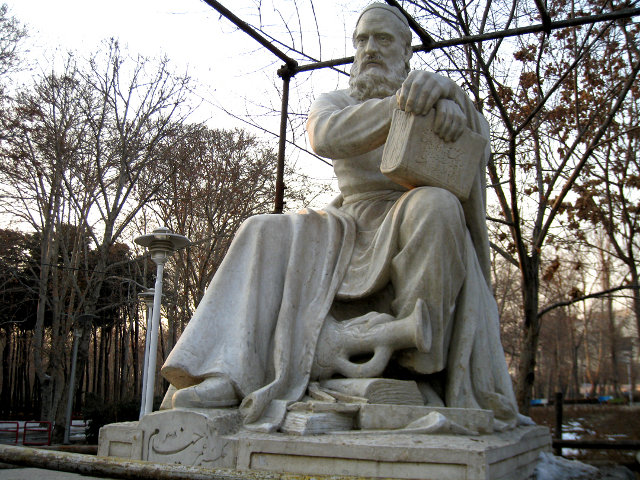 Khayyam_statue