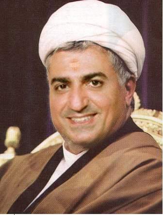 shazdeh Reza Pahlavi