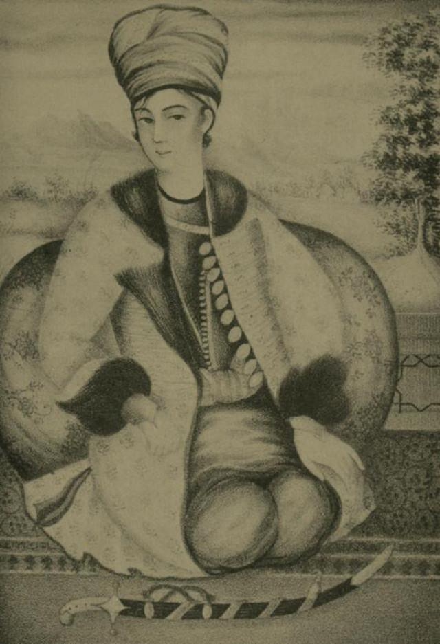 Lotf Ali Khan