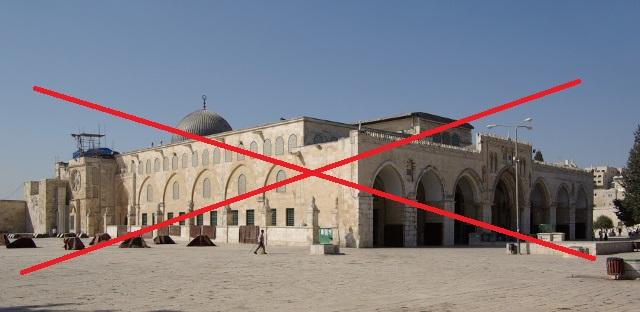 Jerusalem_Al-Aqsa_Mosque Author Berthold Werner