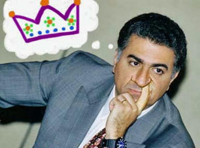 Reza Tork Pahlavi