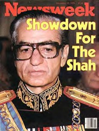 Shah_Newsweek