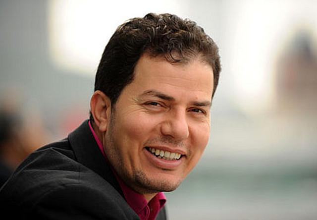 Hamed Abdel-Samad lacht über blöde Salafisten