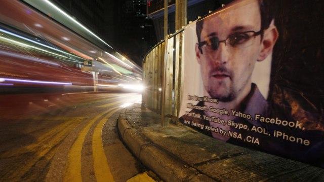American Hero: Edward Snowden