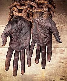 Islamische Sklaverei