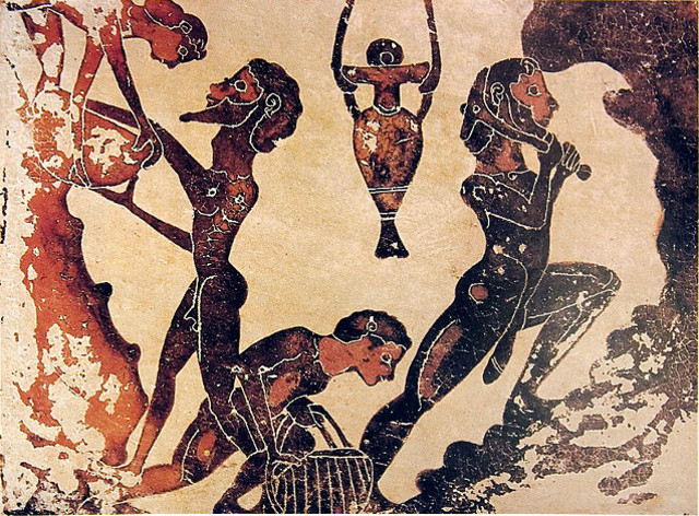 Slavery in old Greece