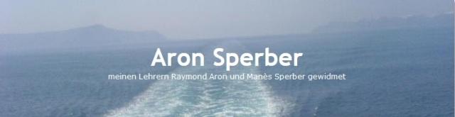 Aron Sperber - Der Idiotenblogger and friends