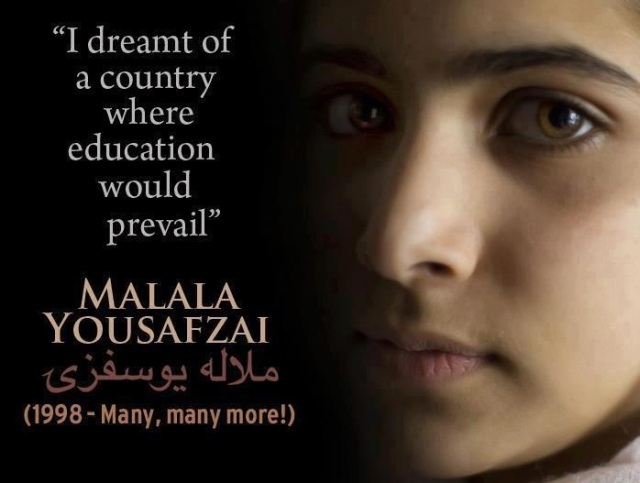 Malala Yousafzai- Heroin of Iranzamin