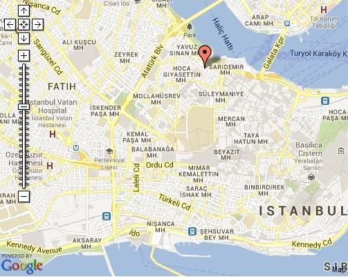 Der Tork lebt in Istanbul