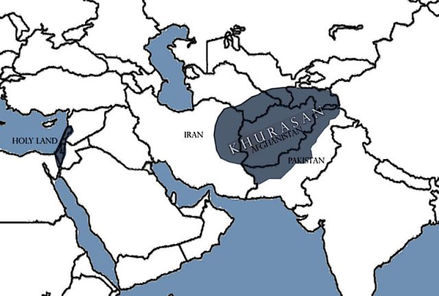 Xorasan_Ancient_Boundaries - by Afghan Historian