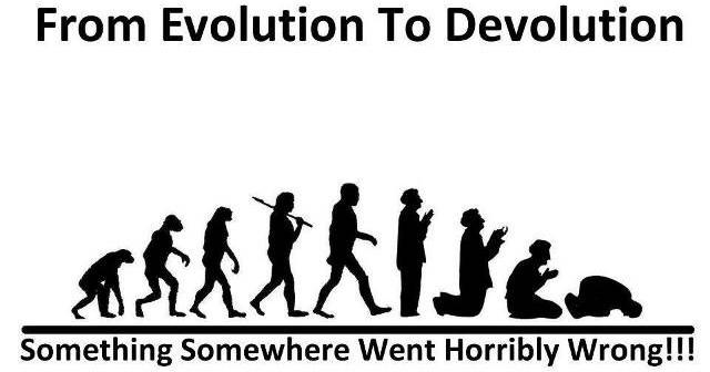 Muslim Devolution