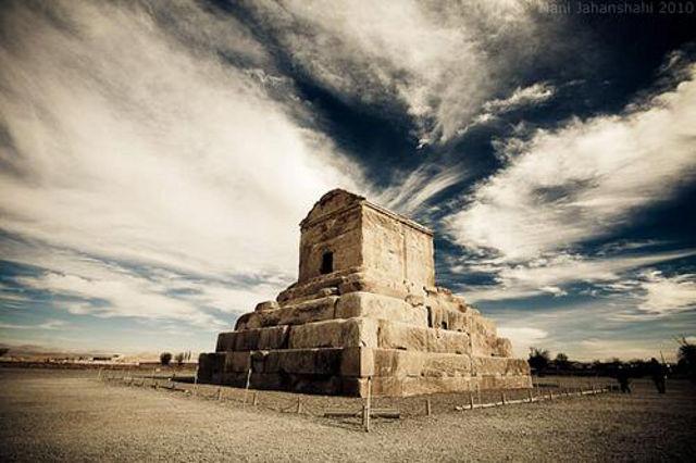 Internationaler Tag von Kyros der Große