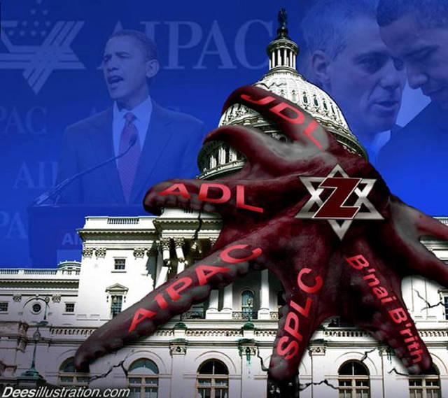 Jews control the USA