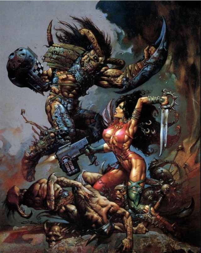 simon_bisley_Monster Massacre