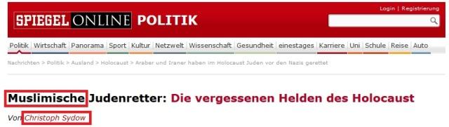 Spon hetzt gegen Israel