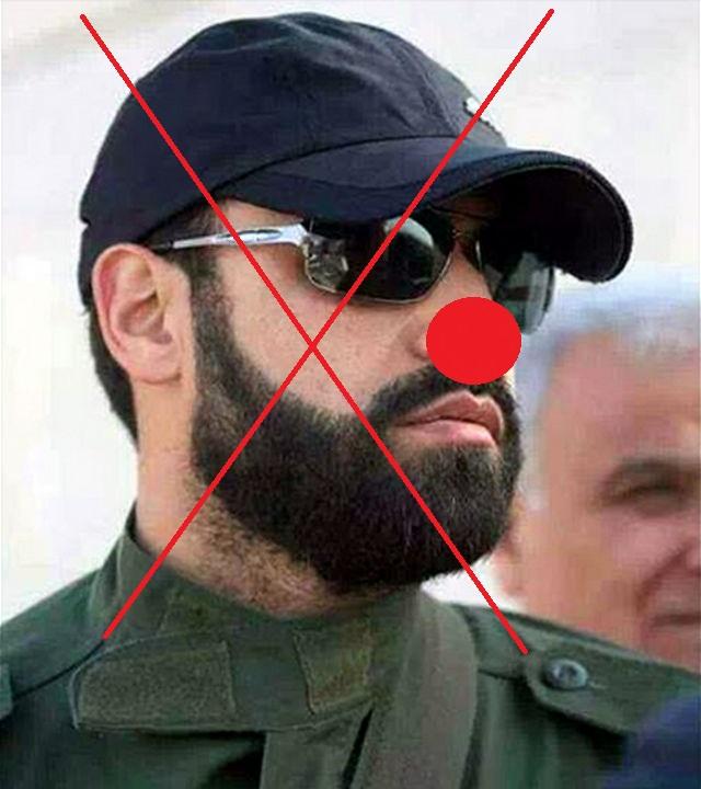 Hezbollahi Ali Shabib Mahmoud