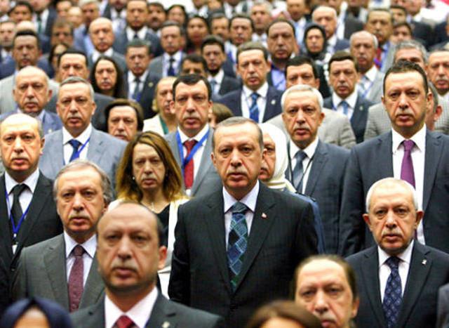 Erdogan the Turk criminal