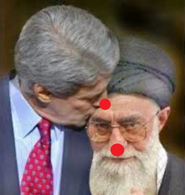 Kerry loves Khameneye Kirexarsavar