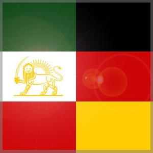 Iranian German