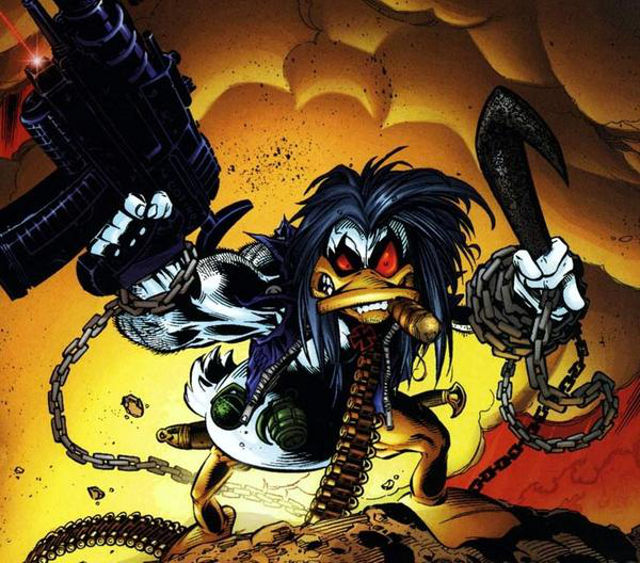 Lobo the Duck - Monster Massacre