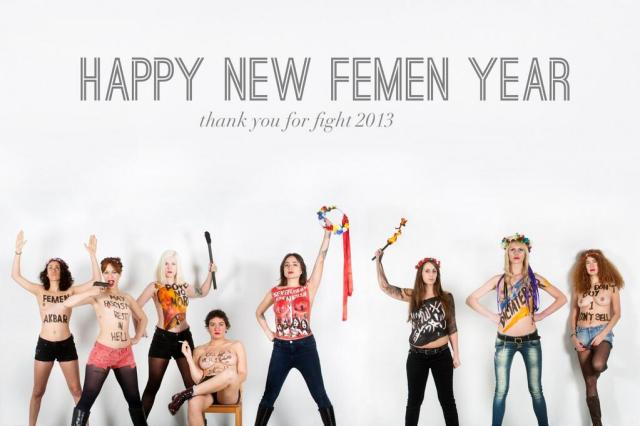 Femen 2014