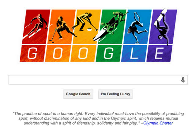 Google goes gay