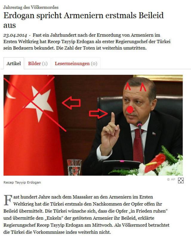 Die Drecksau Erdogan