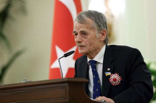 Tartarenführer Mustafa Dschemilew