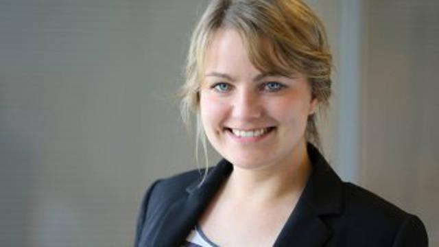 Islamistenschlampe Eva Marie Kogel