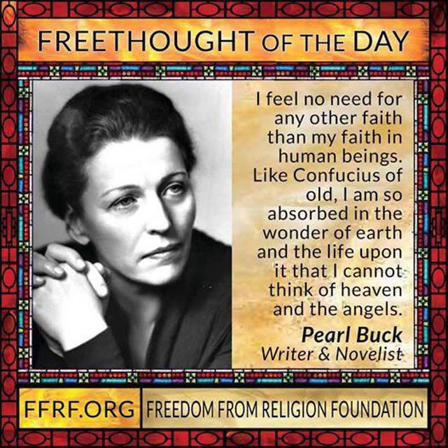 Pearl Buck | Evangelium