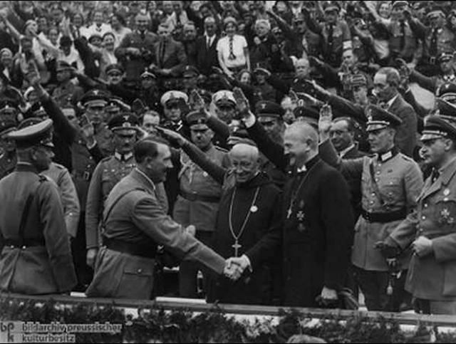 Hitler was a Christ