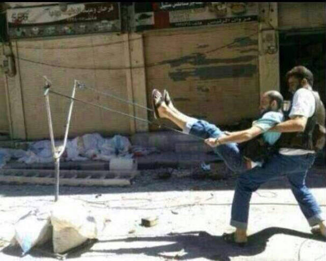 Angry Hamas Birds