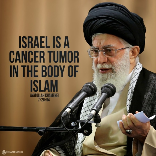 Israel is cancer