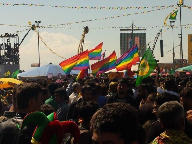 LGBT Nowruz 2014 Kurdistan