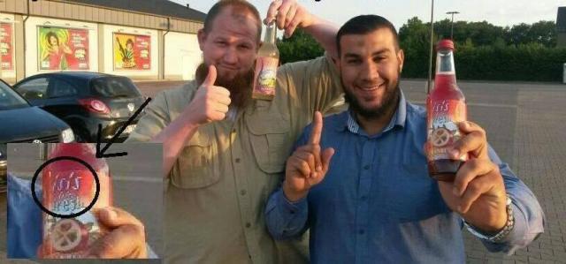 Pierre Vogel ISIS | ape sex