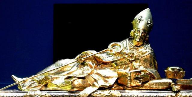 Papst im Goldrausch