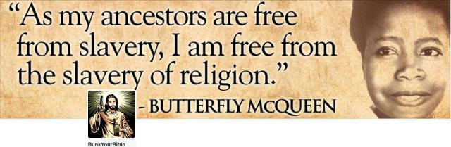 Butterfly Mcqueen