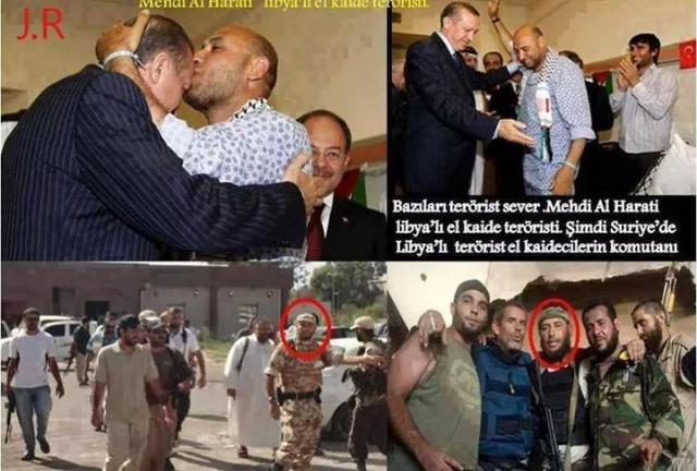 Erdogan and ISIS terrorist